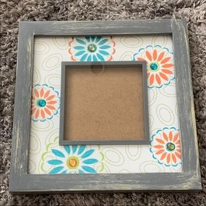 Target 4x4 Floral Frame